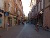 Einkaufsstraße in Albi