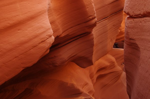 Antilope canyon (Page, Arizona)