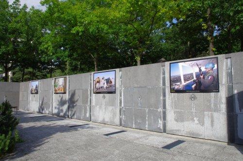 Fotoausstellung über französische Auslandseinsätze