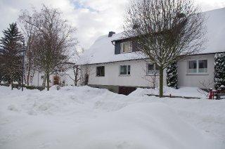 Jahreswechsel 2010/2011: Der Winter schlägt richtig zu