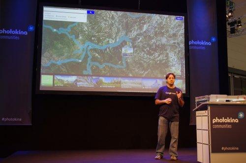Google hat Werbung für Panoramio und diverse neue Funktionen gemacht