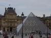 Pyramide im Louvre