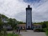 alter Leuchtturm oben an der Medoc-Spitze