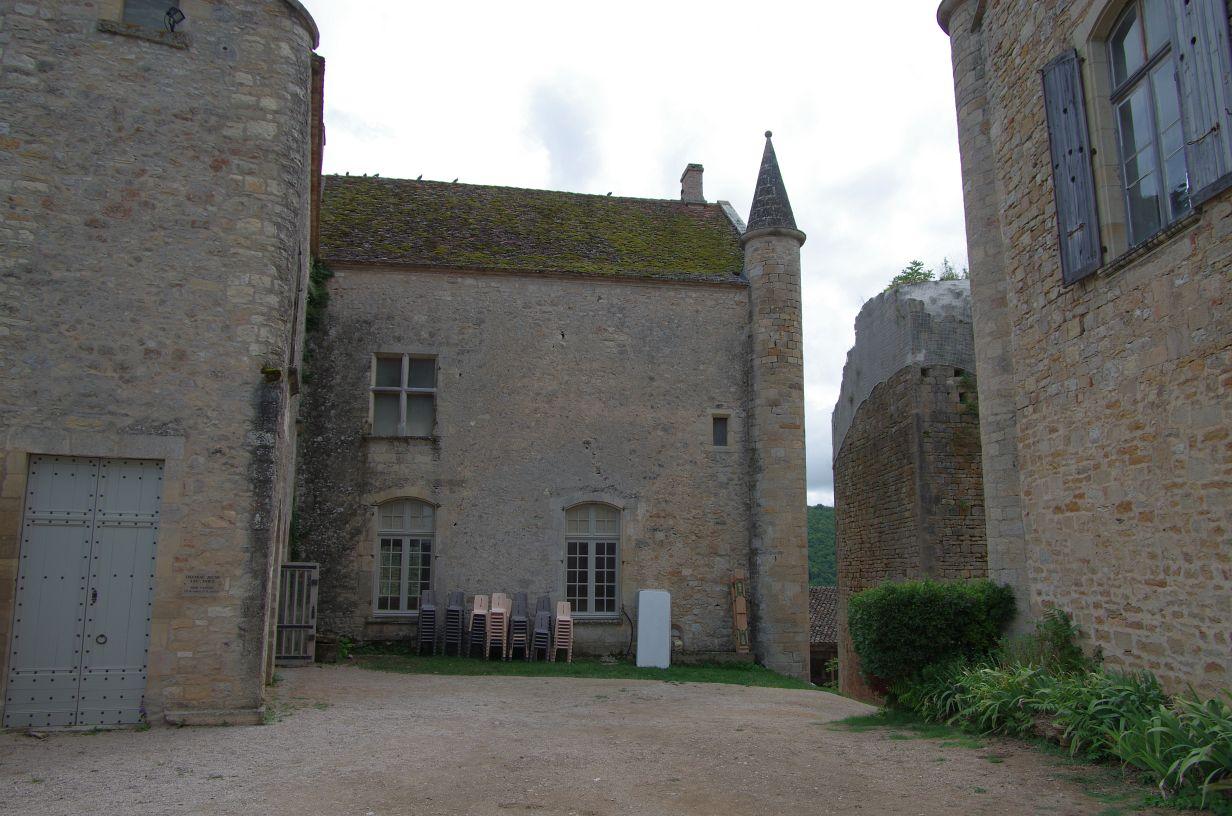 Burg Bruniquel
