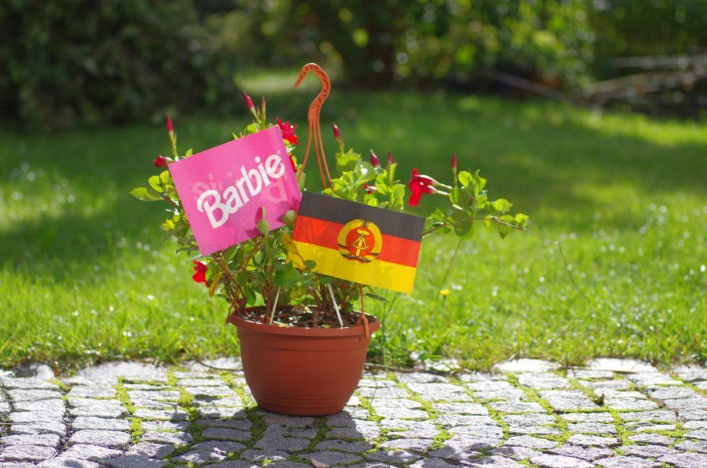 Zum Tag der deutschen Einheit: Wink-Elemente von früher und heute